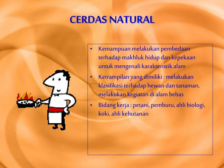 CERDAS NATURAL