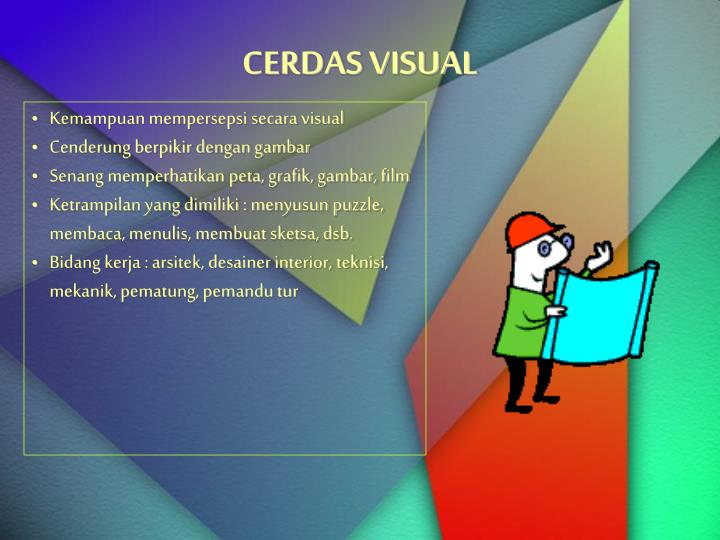 CERDAS VISUAL