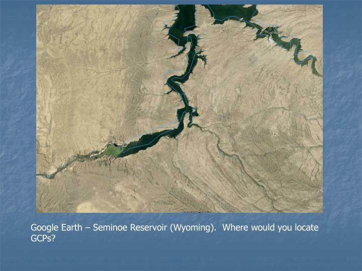 Google Earth –