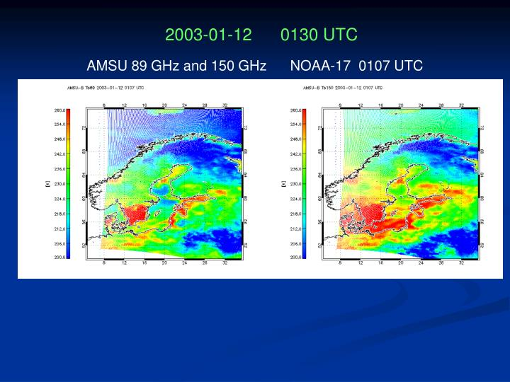 2003-01-12      0130 UTC