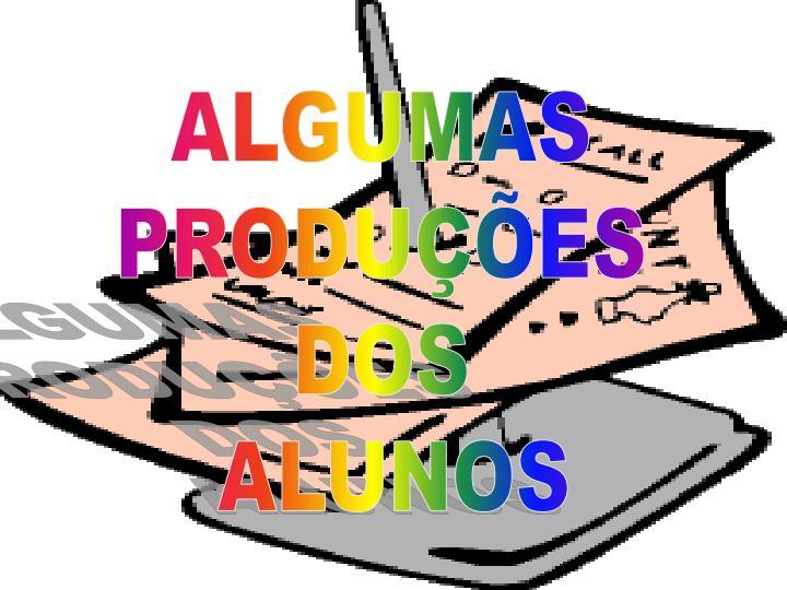 ALGUMAS