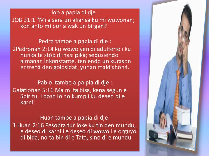Job a