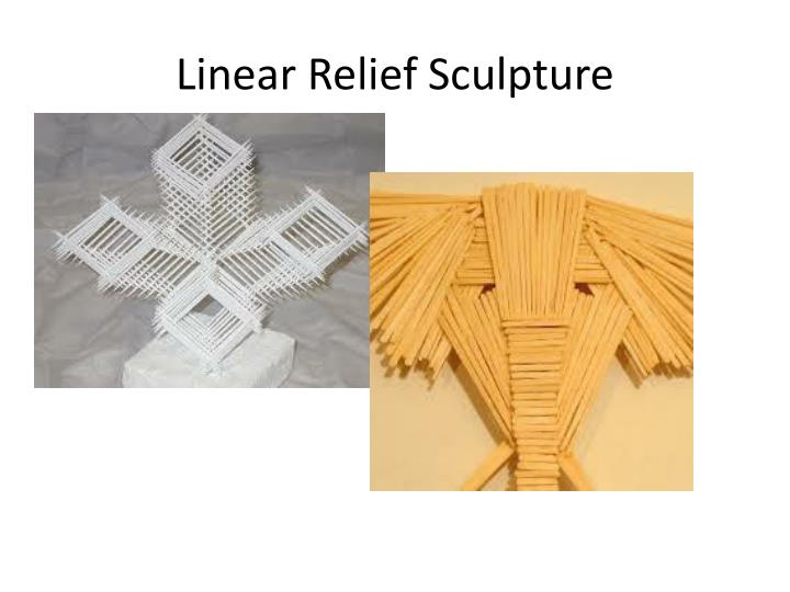 Linear Relief Sculpture