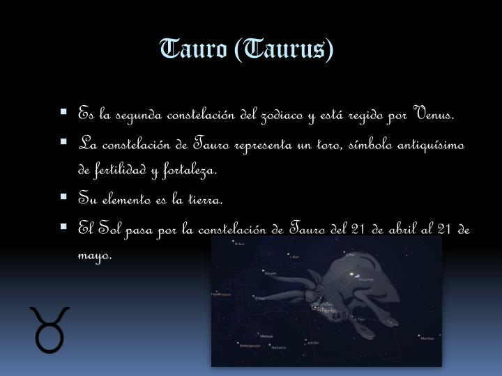 Tauro (