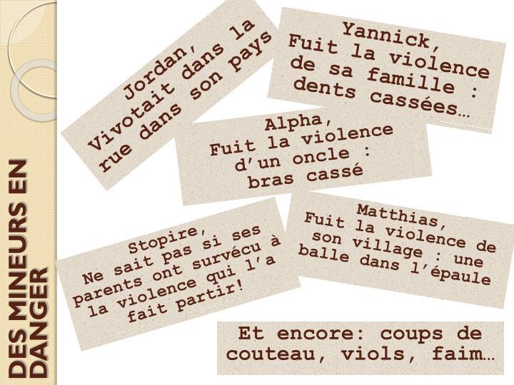 Yannick,
