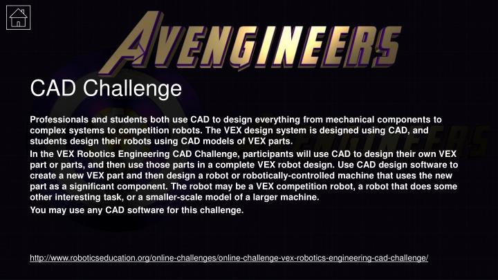 CAD Challenge
