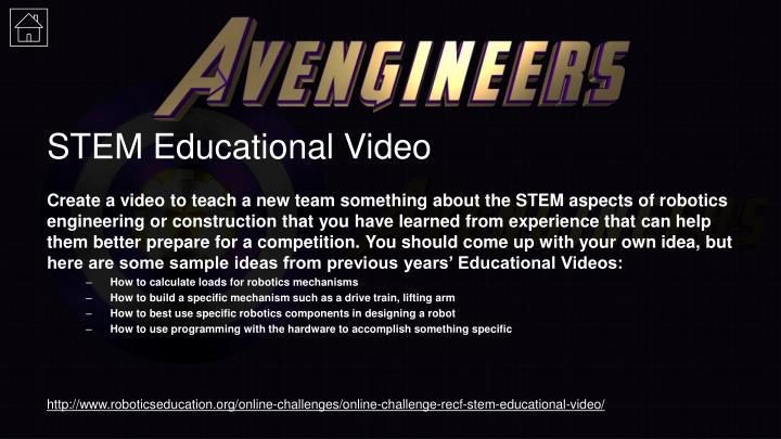 STEM Educational Video