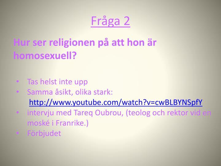 Fråga 2