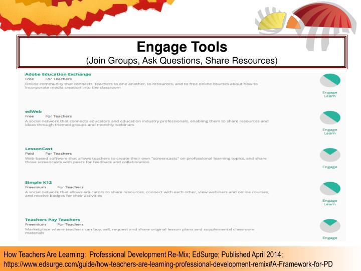 Engage Tools