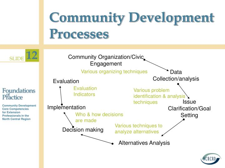 Community Development Processes