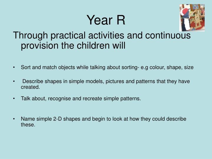 Year R