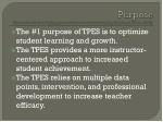 purpose the teacher is the single greatest factor on student learning sanders horn 1998