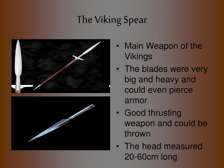 The Viking Spear