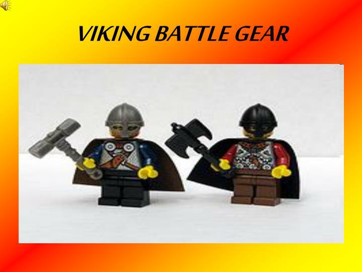 VIKING BATTLE GEAR