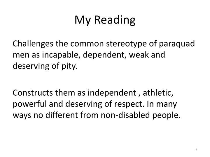 My Reading
