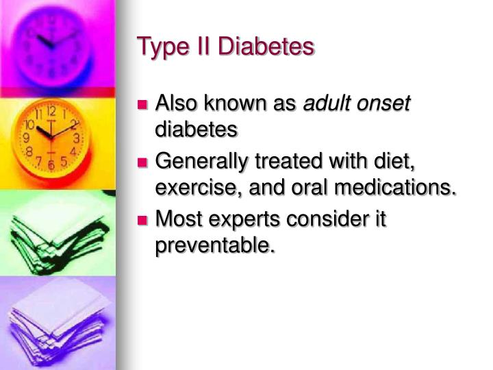 Type II Diabetes