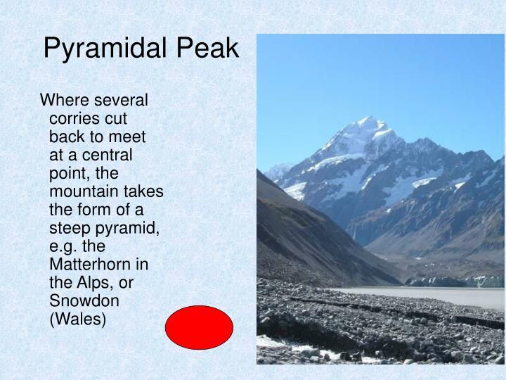 Pyramidal Peak