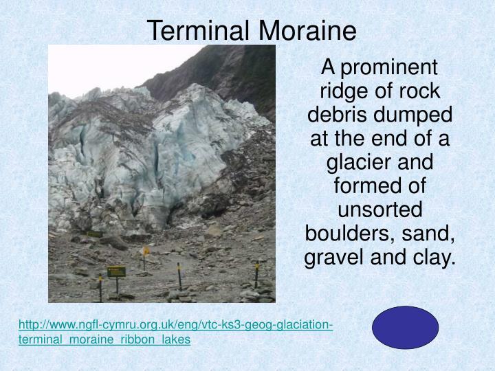 Terminal Moraine