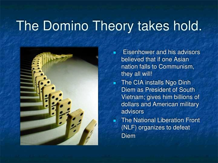 The Domino Theory takes hold.