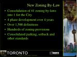 new zoning by law