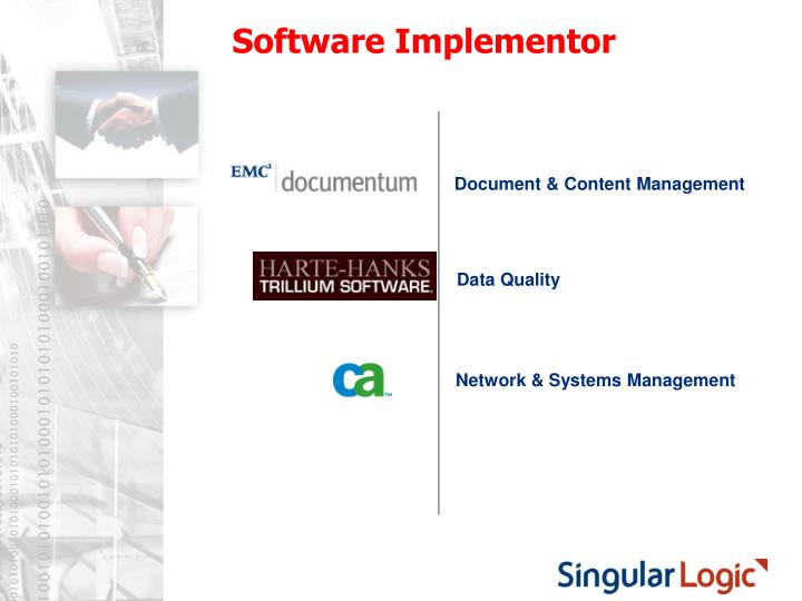 Software Implementor