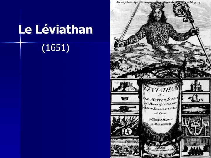 Le Léviathan