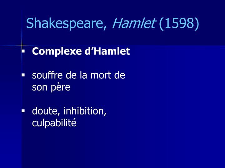 Shakespeare,