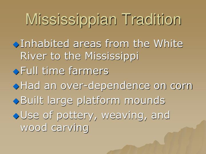 Mississippian Tradition