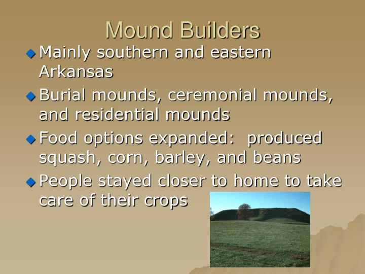 Mound Builders