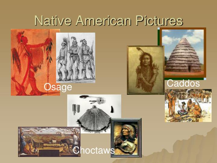 Native American Pictures