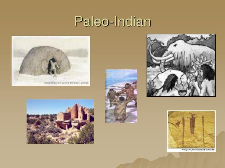 Paleo-Indian