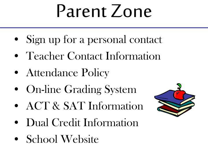Parent Zone