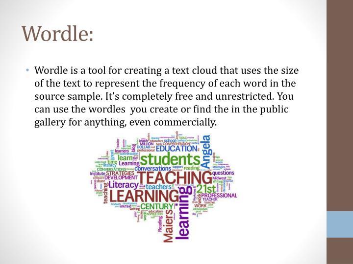 Wordle: