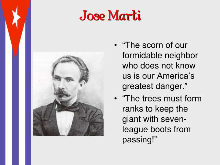 Jose Marti