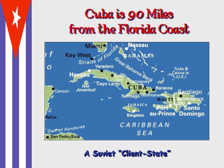Cuba is