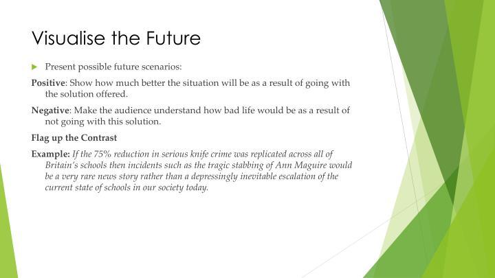 Visualise the Future