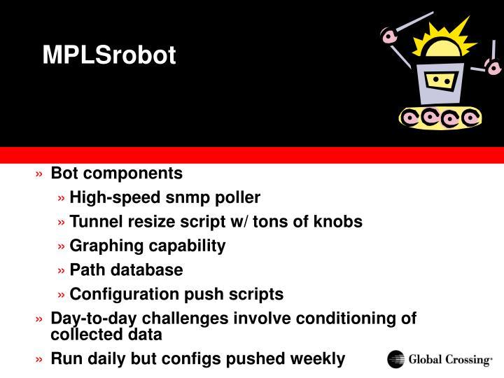 MPLSrobot
