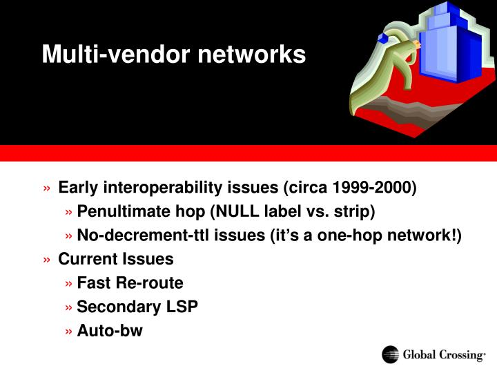 Multi-vendor networks