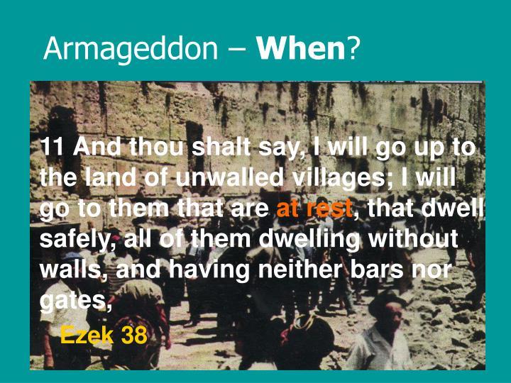 Armageddon –