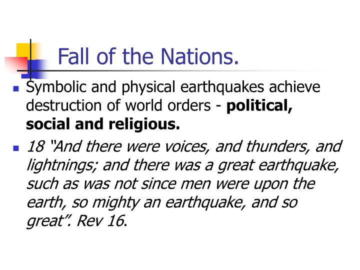 Fall of the Nations.
