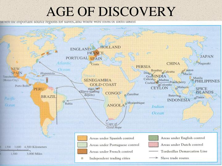 6th–8th Grade History Activity: Age of Discovery Timeline