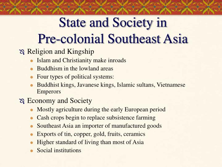 State and Society in
