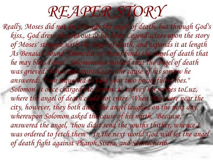 REAPER STORY