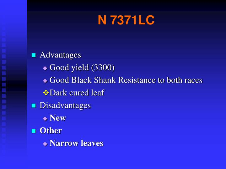 N 7371LC