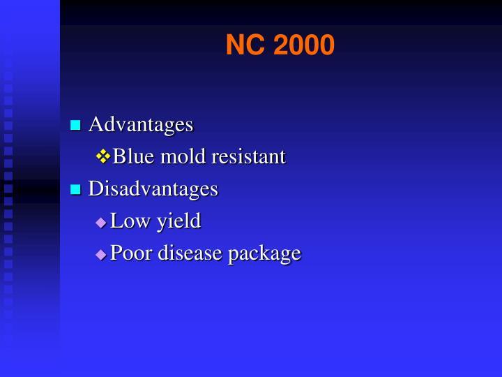 NC 2000