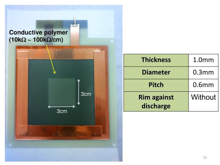 Conductive polymer