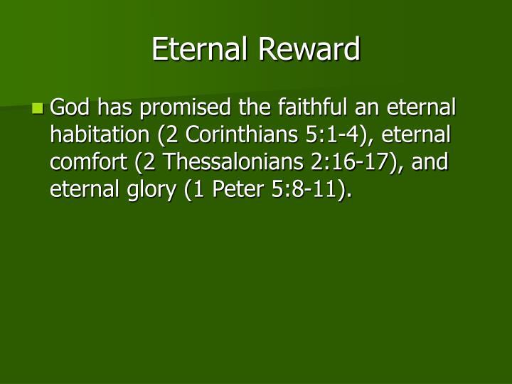 Eternal Reward