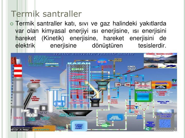 Termik santraller