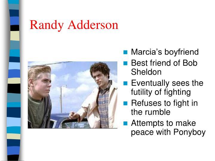 Randy Adderson