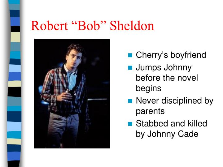 "Robert ""Bob"" Sheldon"